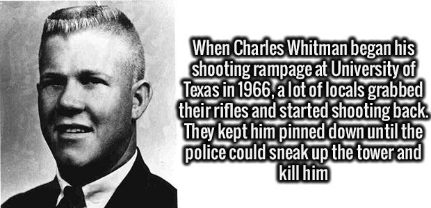 Keeping the Shooter at Bay