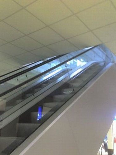 The Escalator Fail